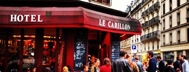 Le Carillon is one of Paris // For Foreign Friends.