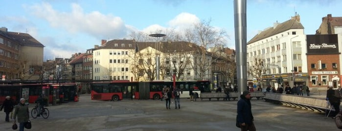 Aachen Hauptbahnhof is one of Bahnhöfe DB.
