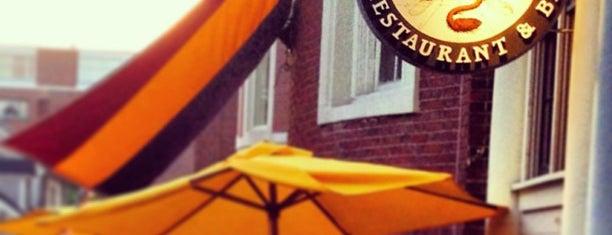 Grendel's Den Restaurant & Bar is one of Must-visit Bars in Cambridge.