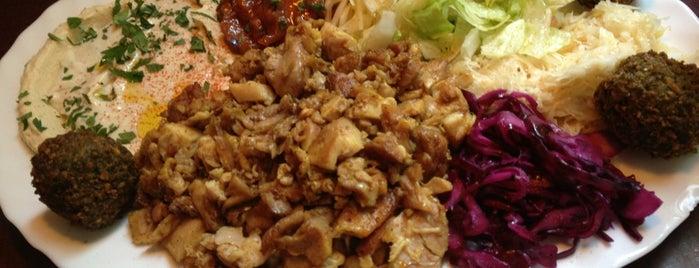 Maschu Maschu is one of Food @Vienna.
