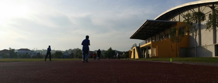 Kompleks Sukan Seksyen 15 is one of All-time favorites in Malaysia.