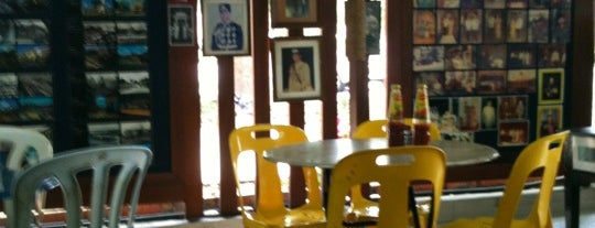 Warong Saga is one of JB Food.