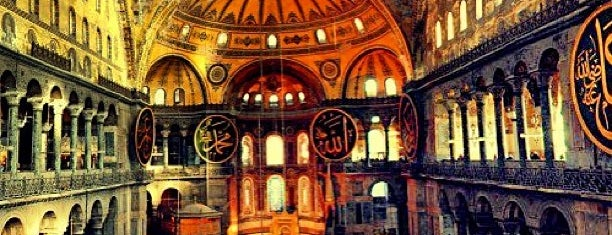Ayasofya | Hagia Sophia is one of Turkey trip.