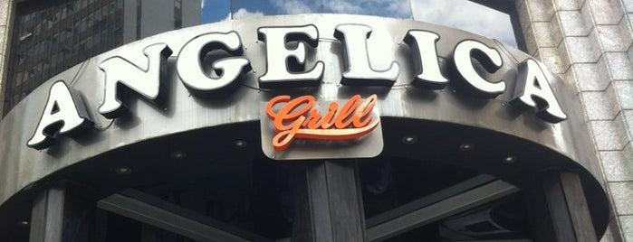 Angélica Grill is one of restaurantes São Paulo.