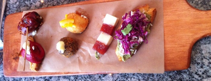Café Ba-Ba-Reeba! is one of Lettuce Entertain You Restaurants.