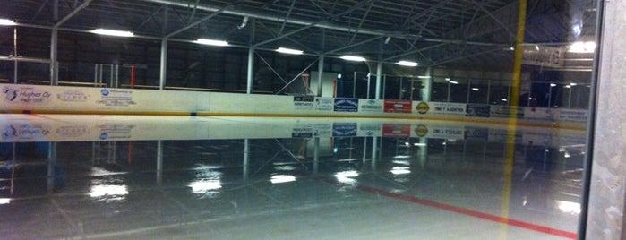 Espoonlahden jäähalli Forum is one of Junior icehockey arenas.