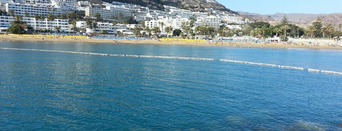 Puerto Rico Beach is one of Gran Canaria.