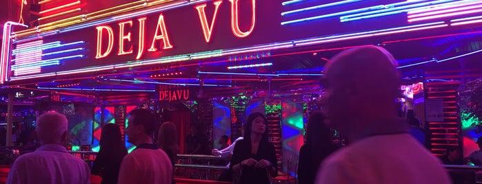 Dejavu is one of All Bars & Clubs: TalkBangkok.com.