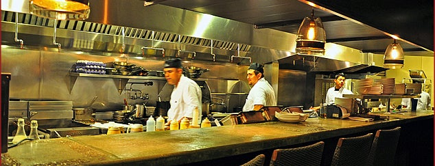 E&O Kitchen and Bar is one of californouze.