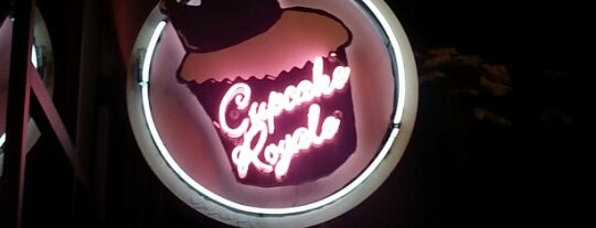 Cupcake Royale and Vérité Coffee is one of #2daysinSeattle.