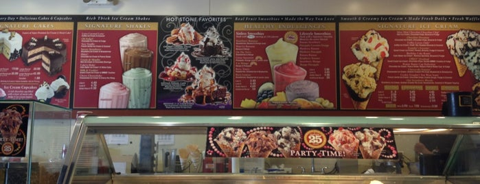 Cold Stone Creamery is one of My Fav Local Restaurants.