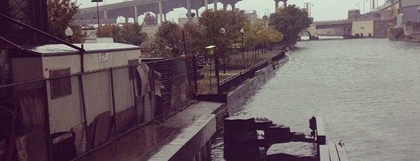 Ninth Street Bridge is one of NYC Dept of Transportation Bridges.