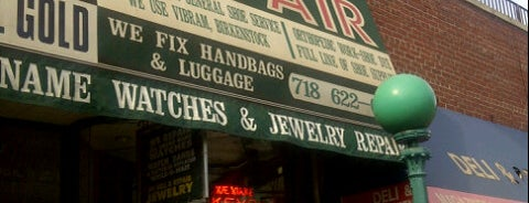 Professional Italian Shoe Repair is one of Why Prospect Heights is an awesome place to live.
