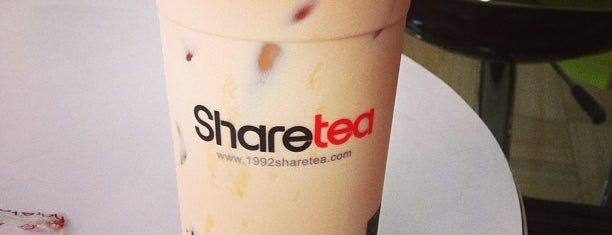 Share Tea is one of Guide to San Juan.