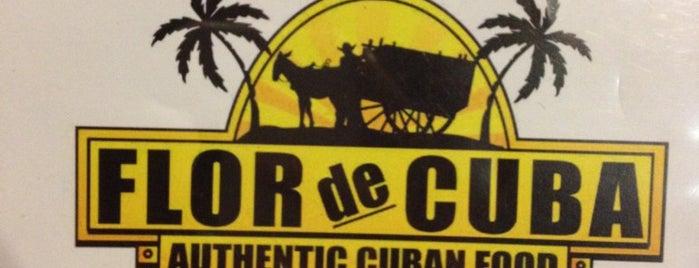 Flor de Cuba is one of Recycle Hotspots.