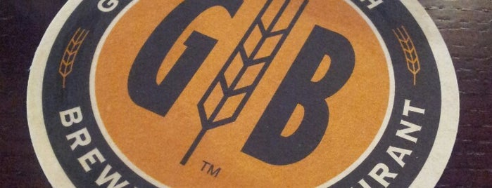 Gordon Biersch Brewery Restaurant is one of Top 10 dinner spots in Atlanta, GA.