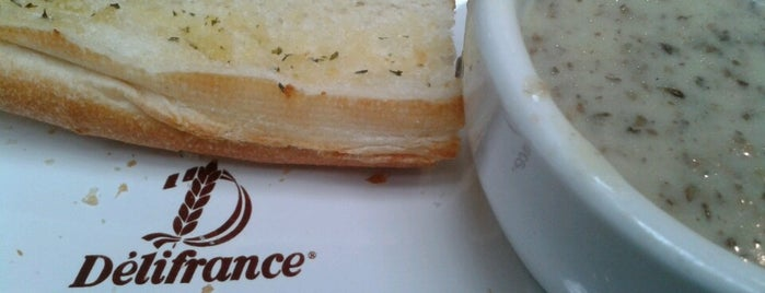 Delifrance is one of F&B.