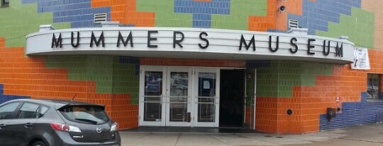 Mummers Museum is one of Quirky Attractions in Philadelphia.