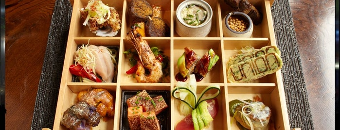 Union Sushi + Barbeque Bar is one of 100 Best things we ate (and drank) in 2011.