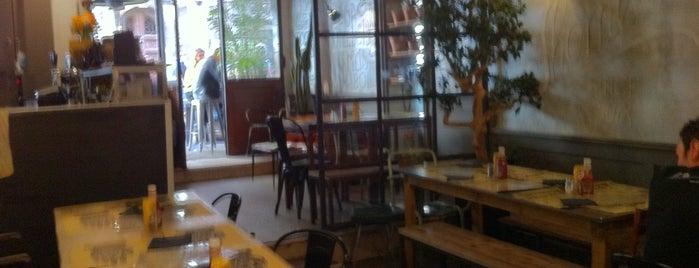 Hamburgeseria is one of ristoranti Roma.