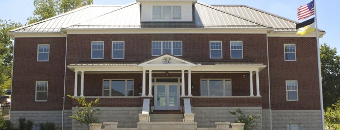 Sigma Nu Fraternity - Eta Rho Chapter is one of Sigma Nu Chapter Houses.