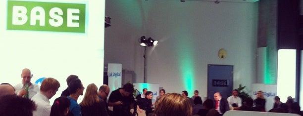 BASE_camp is one of Social Media Spots in Berlin.