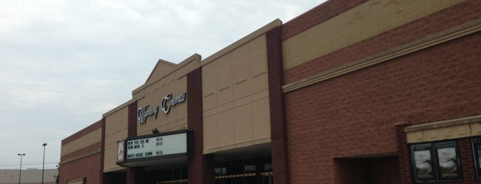 Carmike Wynnsong 16 is one of Guide to Knoxville's best spots.