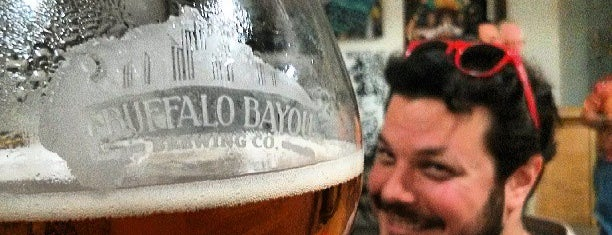 Buffalo Bayou Brewing Co. is one of Texas Craft Breweries.
