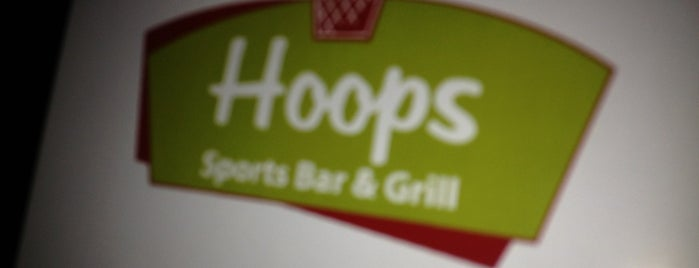Hoops Sports Bar & Grill- Bremner is one of Bars close to ACC..