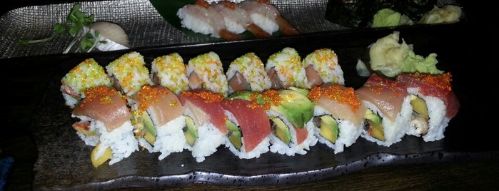 Kama Sushi is one of Deliciousness.