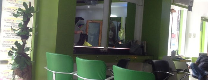 Chamz Salon & Spa For Men & Women is one of fave spot.