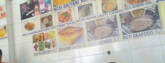 Restoran Nasi Kandar AZ is one of Makan Time..