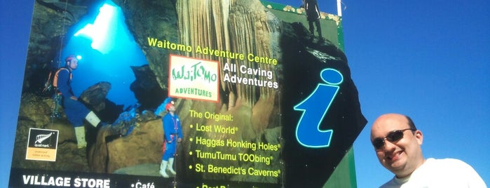 Waitomo Adventure Centre is one of Fun Group Activites around New Zealand.