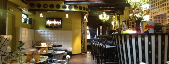 Radost FX is one of Vegetarian restaurants in Prague.