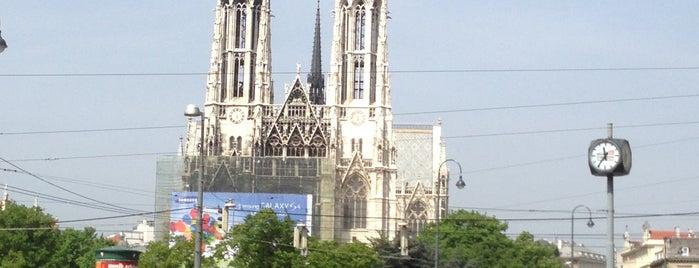 Votivkirche is one of Exploring Vienna (Wien).