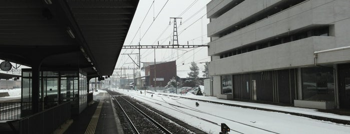 Bahnhof Killwangen-Spreitenbach is one of Bahnhöfe Top 200 Schweiz.