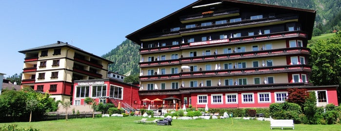 AKZENT Hotel Germania Gastein is one of AKZENT Hotels e.V..