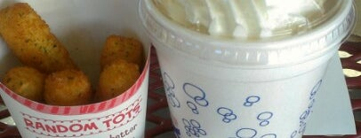 SONIC Drive In is one of All-time favorites in United States.