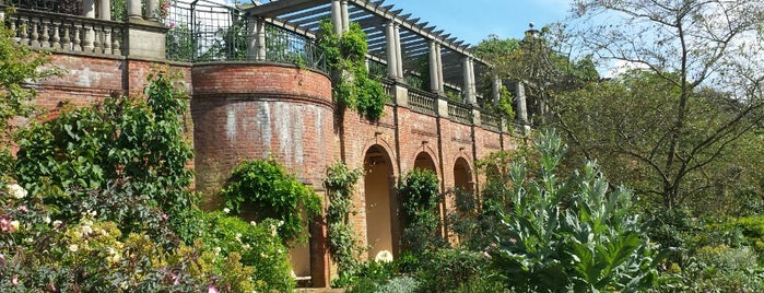 The Pergola and Hill Garden is one of Hampstead.
