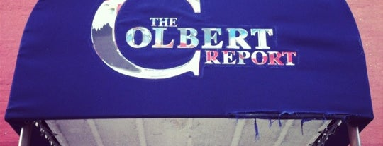 The Colbert Report is one of Winter Break To Do!.