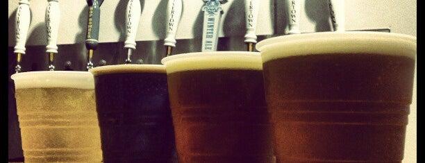 Rivertown Brewery & Barrel House is one of Cincinnati Beer Geek.