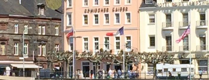 Hotel Römischer Kaiser is one of Hotels.