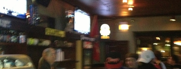 Sean's Rhino Bar is one of Official Blackhawks Bars.