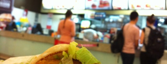 McDonald's is one of Meus locais.