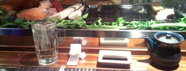 Wasabi Lobby is one of Restaurants.