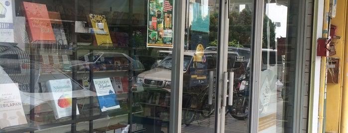 Dakwah Corner Bookstore is one of Berburu Buku @KL.