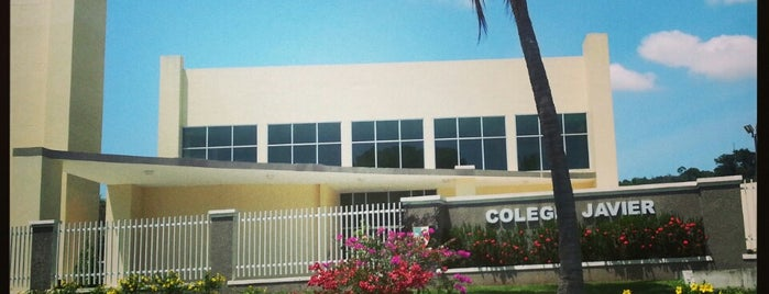 Colegio Javier is one of Lista1.