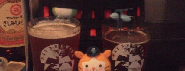 ベイブルーイングヨコハマ is one of Craft beer around the world.