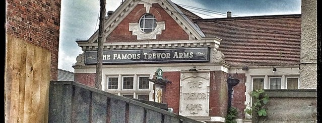 The Famous Trevor Arms is one of Best places in Chorlton.