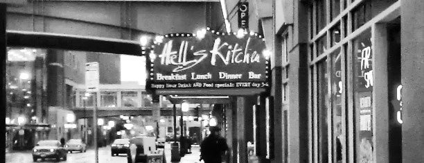 Hell's Kitchen is one of Tc.